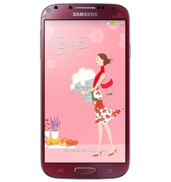 Samsung Galaxy S4 La Fleur Edition Confirmed