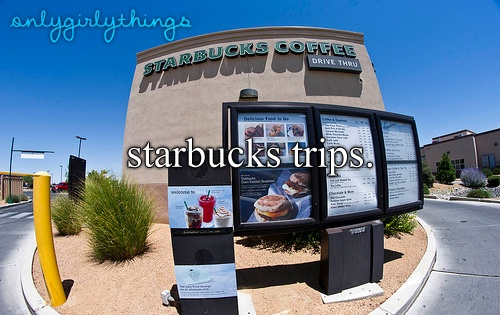 Starbucks: Starbucks Trips, Girls On, Starbucks Driving, Justgirlythings Mor, Girly Things, Girlyy Thinng, Life Lists, Girly Girls, Girls Things