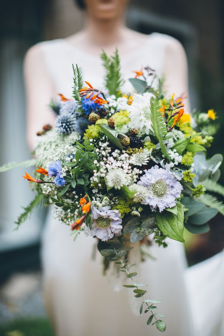 25 swoon worthy spring amp summer wedding bouquets tulle amp chantilly - Image By Mike Plunkett Photography The Old Parsonage Wedding Venue In Didsbury Manchester For A