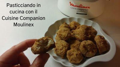 Pasticciando in cucina con il Cuisine Companion Moulinex: Nuggets di pollo (al forno) di Sara