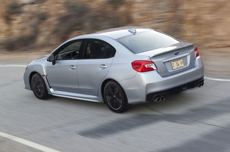 2016 WRX Hatch   Photos of the 2015 Subaru WRX – review, specs, engine, exterior ...
