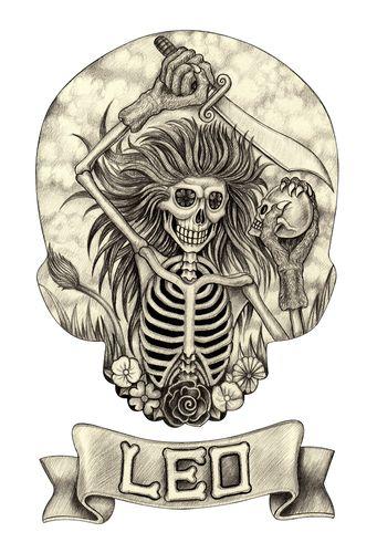 Zodiac signs in order: Leo