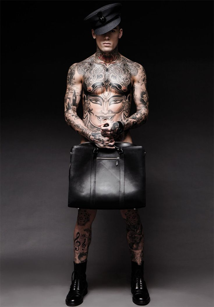 Stephen James Goes Nude, Showing Tattoos for Hedonist image Stephen James Tattoos Photos 007