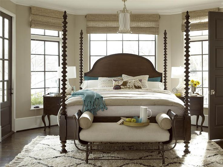 Cordevalle Santa Rosa Poster Bedroom Set Dining Room Table Sets Furniture Curio Cabinets And Solid Wood