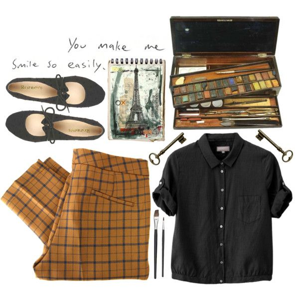 Inspiring by cmassaro on Polyvore featuring Margaret Howell, See by Chloé, Alloy Apparel and Épice