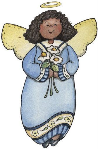 free country angel clipart - photo #11