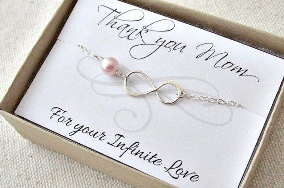 Mother of the bride bracelet mothers jewelry by SimplyBrieDesigns