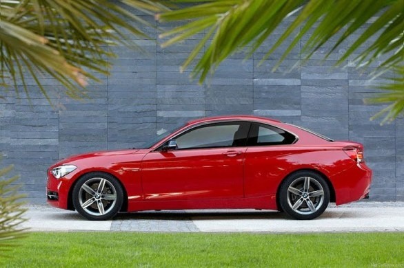 BMW Serie 1 Coupe 2012