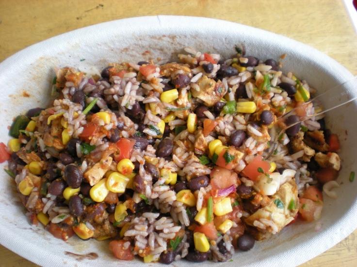 Chipotle - Burrito Bowl   Food Near Full Sail   Pinterest   Cas, The o ...