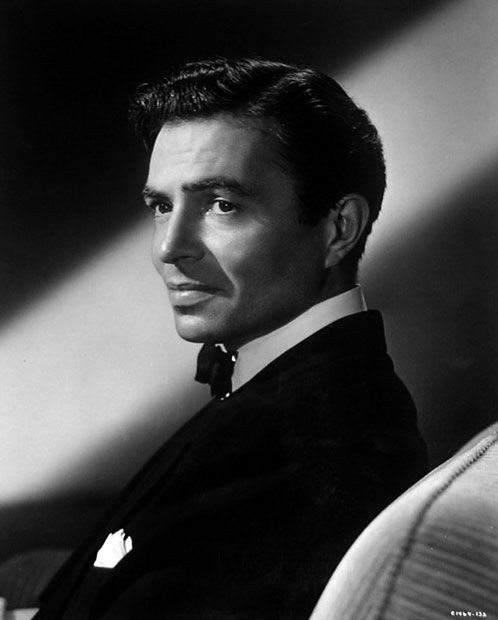 The very intense and wonderful James Mason
