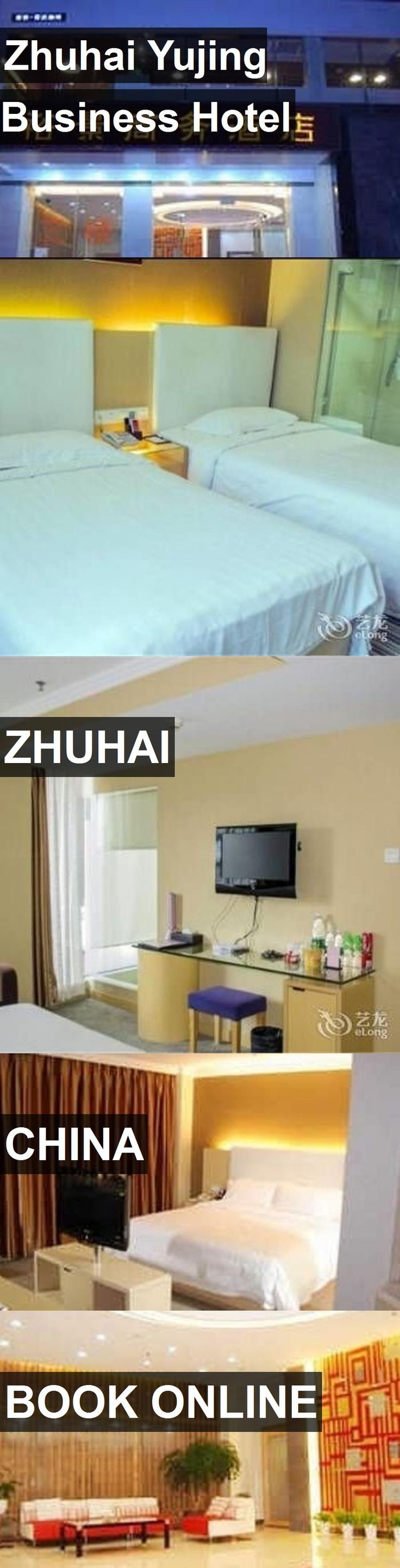 Hotel Zhuhai Yujing Business Hotel in Zhuhai, China. For more information, photos, reviews and best prices please follow the link. #China #Zhuhai #ZhuhaiYujingBusinessHotel #hotel #travel #vacation