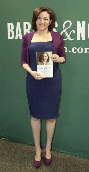 Sheryl Sandberg - Facebook COO Sheryl Sandberg And Chelsea Clinton Discuss Women In Business