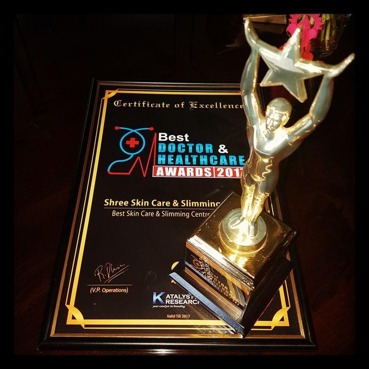 2017 Health Care & Best Doctor Award