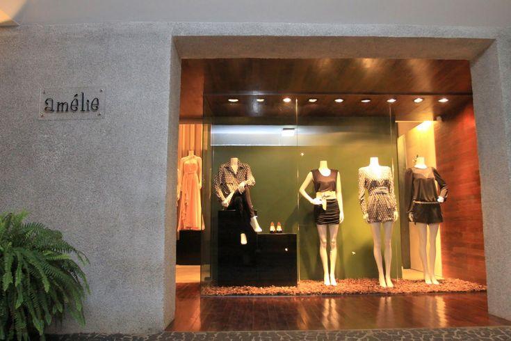 fachada loja roupas