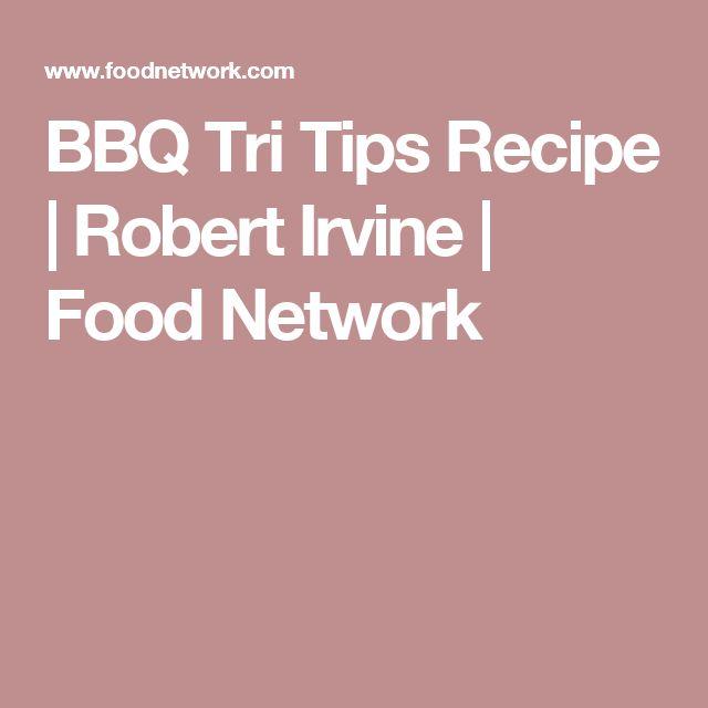 BBQ Tri Tips Recipe | Robert Irvine | Food Network