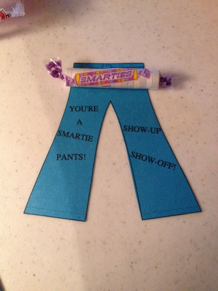 Smarties Test Poem For Kids | just b.CAUSE