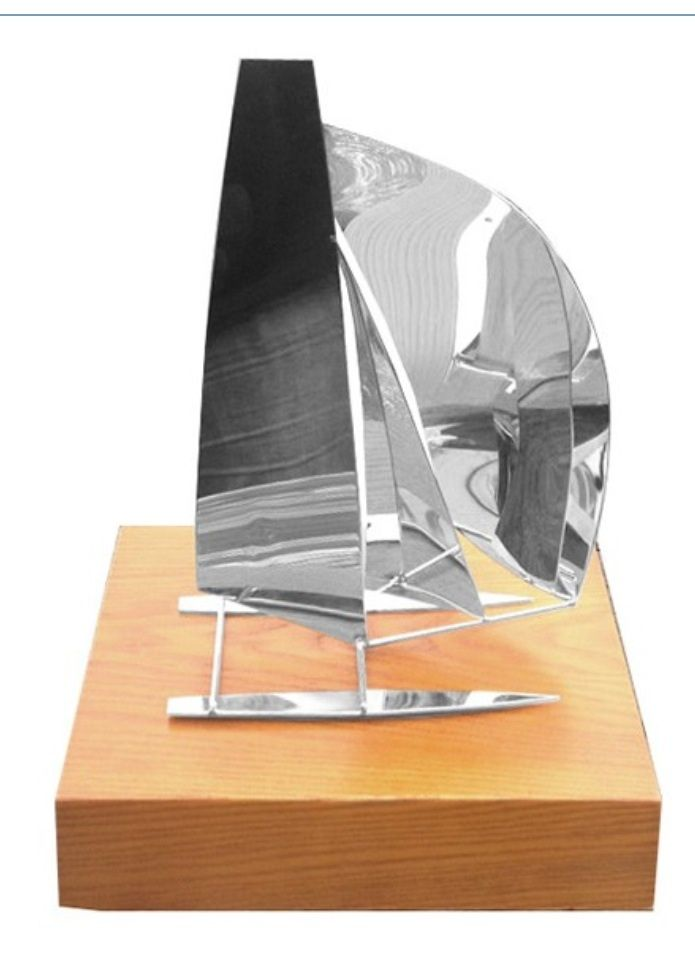 SL 16 Catamaran sailing Trophy