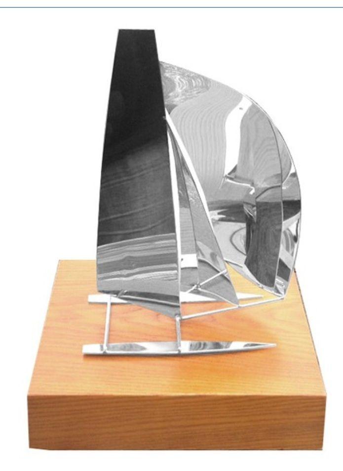 SL 16 Catamaran sailing Trophy
