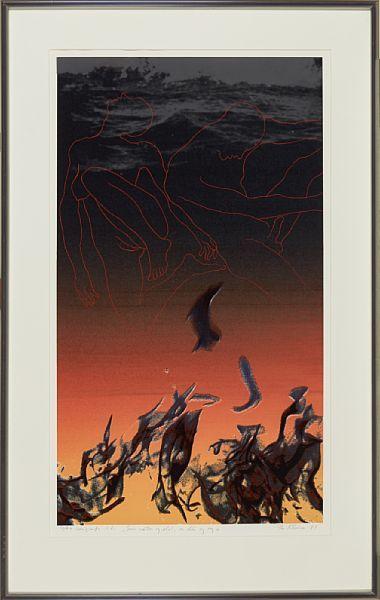 """Per Kleiva """"Som vatn og eld , er du og eg"""" 1981"""