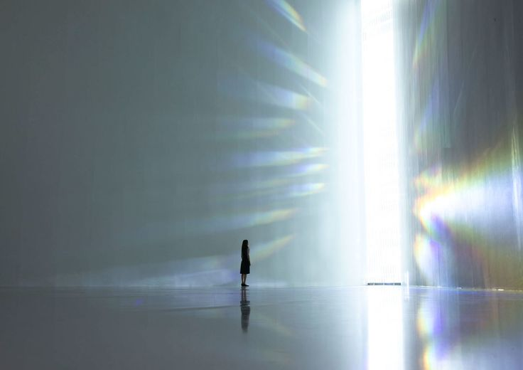Tokujin Yoshioka_Crystallize Exhibition at Museum of Contemporary Art, Tokyo