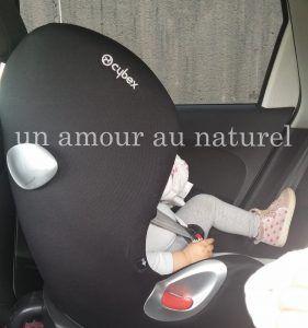 Quel siège auto pour mon enfant?
