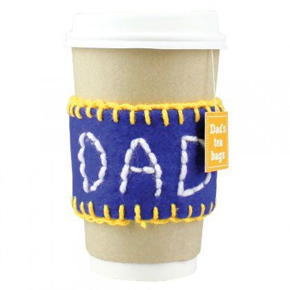 Instructions for your own Personalised Cup Cosy - CleverPatch
