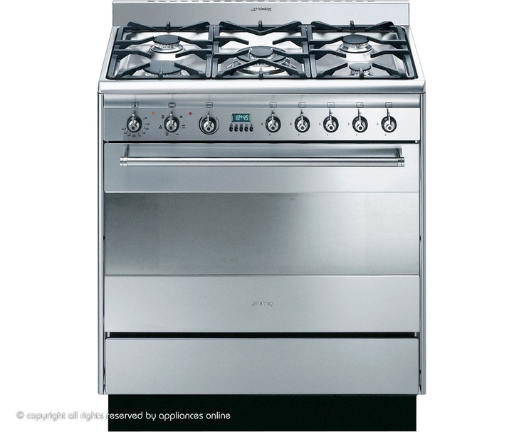 This Smeg Cooker will be mine in 60 days!
