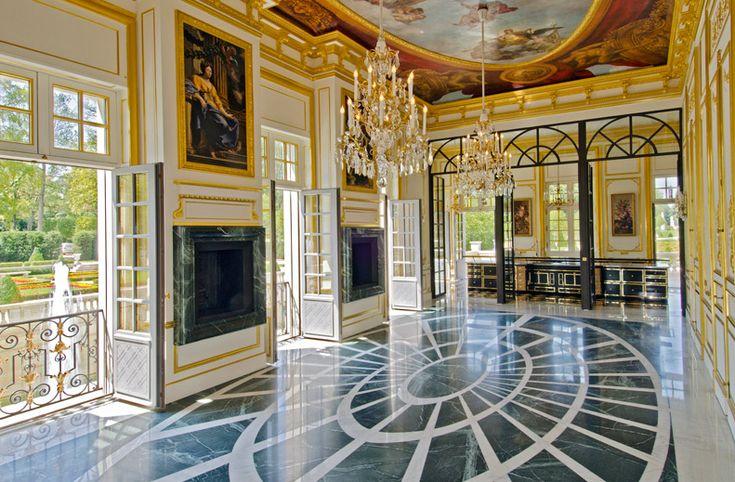 The $301 Million Dollar Chateau Louis XIV Estate in Paris, France   Blueiskewl