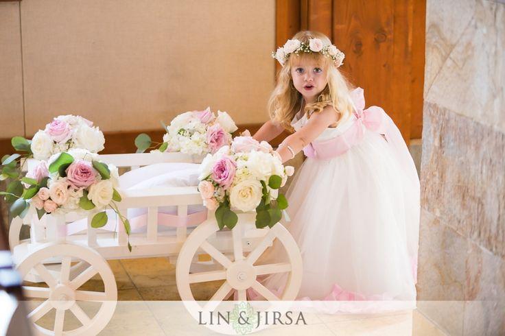 Flower Girl Wedding Wagon - Tradesy |Flower Girl Wagon Wedding Party