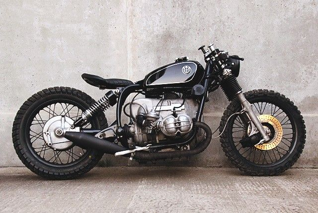 1977 BMW R100S Bobber by Relic Motorcycles #motorcycles #bobber #motos | caferacerpasion.com