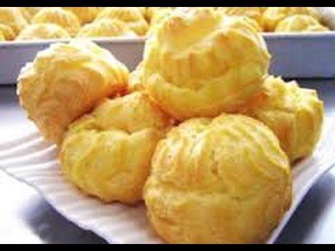 Resep Kue Sus Crunchy (Crispy Choux Pastry) dan Super yummy - YouTube