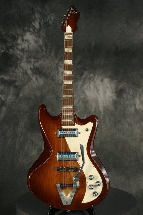 kay n-5 guitars vintage