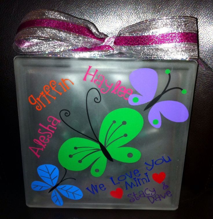 17 best images about glass block craft ideas on pinterest for Wholesale glass blocks for crafts