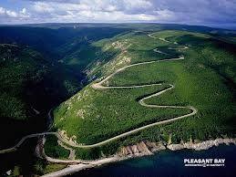 Cabot Trail - Cape Breton Island, NS