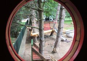 Unique playground in kindergarden | Unipark