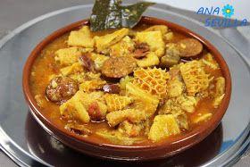 Callos a la madrileña cocina tradicional Ana Sevilla