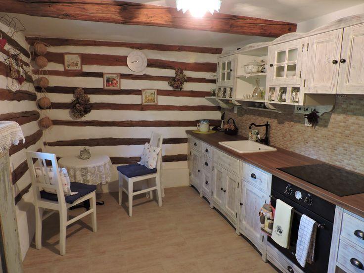 Rustikální kuchyn Š