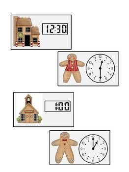 """Time--Gingerbread Village (Getting Home on """"Time"""")"""