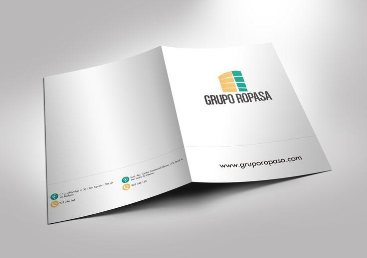 Carpetas - Cliente: Grupo Ropasa