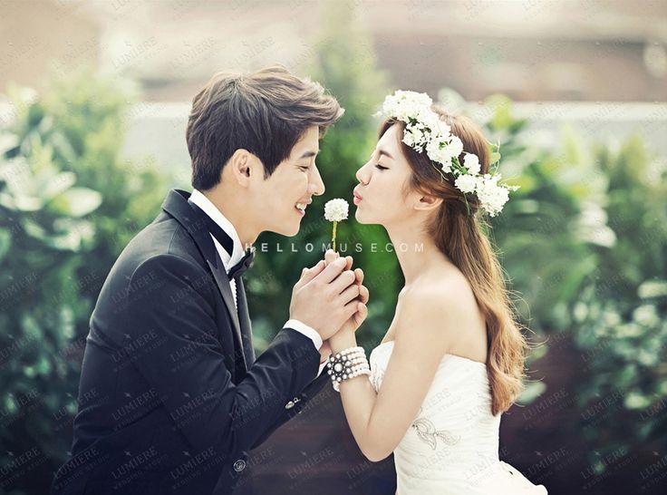 Pre Wedding Styles: 25+ Best Ideas About Korean Wedding Dresses On Pinterest