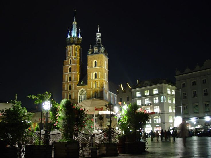 Stag packages Krakow