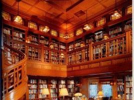 La Biblioteca de George Lucass Rancho Skywalker (Condado de Marin, California).