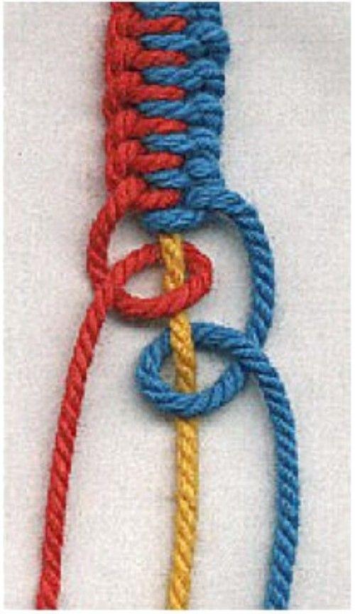 Survival Bracelet Easy