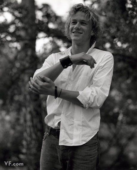 "Heathcliff Andrew ""Heath"" Ledger"