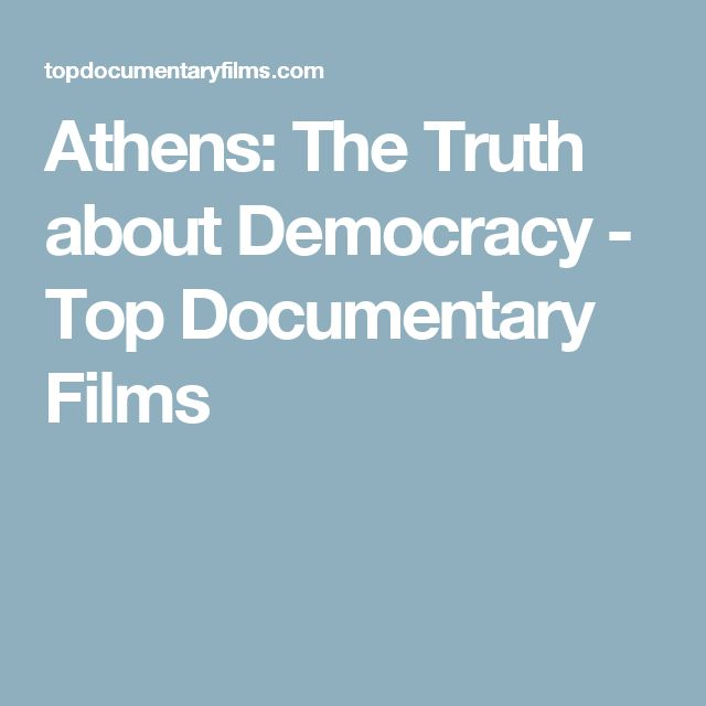 a look at democracy in athens When does democracy work  democracy and knowledge is the first book to look to ancient athens to explain how and why directly democratic government by the.
