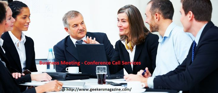 The conference calling allows three or more people on phone call no matter participant's locations. It allows the people to hold meeting over a call from the different locations so they can get the job faster. Conference Call Services, conference call http://www.geekersmagazine.com/top-14-best-free-online-conference-call-services/