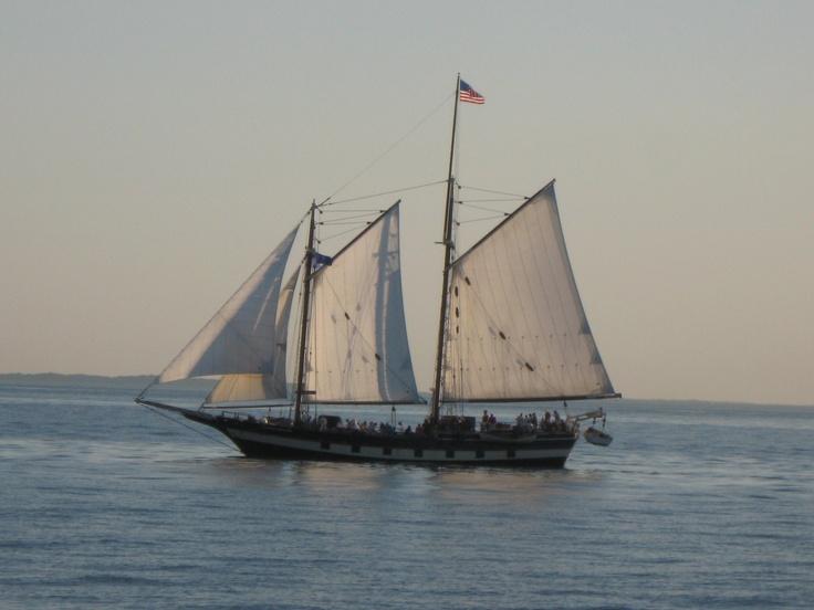 sail ~  Fishers Island NY