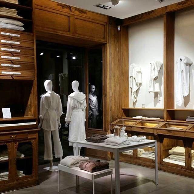 Our home Collection inside the Store.  Corso Garibaldi-ang. via Marsala,13 Milan #home #collection #milano #wintermood #elegance #elegant #linen #cashmere #shooping #homedecor #homedesign #store