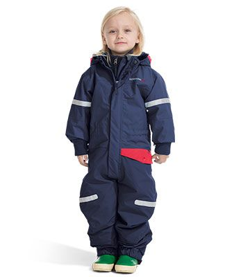 Didriksons Kid's coveralls