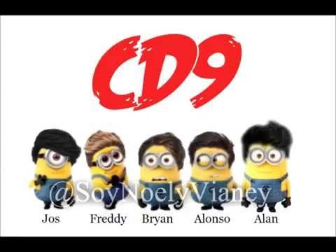 Me Equivoque CD9 (MinionsVersion) - YouTube